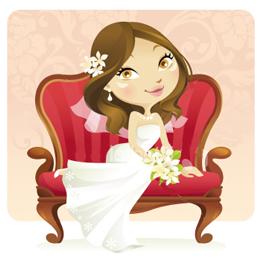 high-society-bride-cartoon